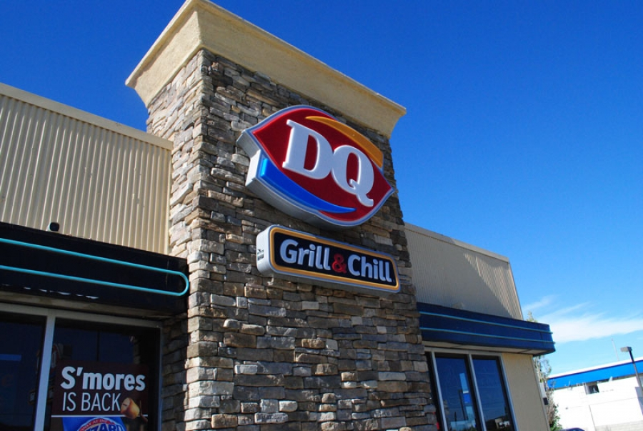 Dairy Queen Grill & Chill Restaurant – Anza, California